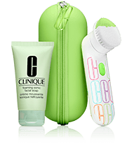 Cleansing by Clinique Sonic Gift set