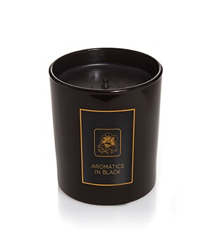 Aromatics in Black Candle