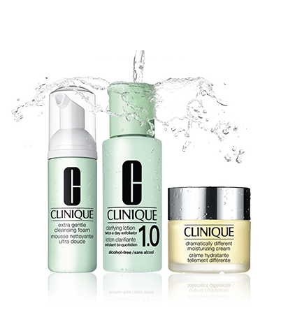 clinique intro set
