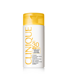 SPF30 Mineral Sunscreen Lotion For Body